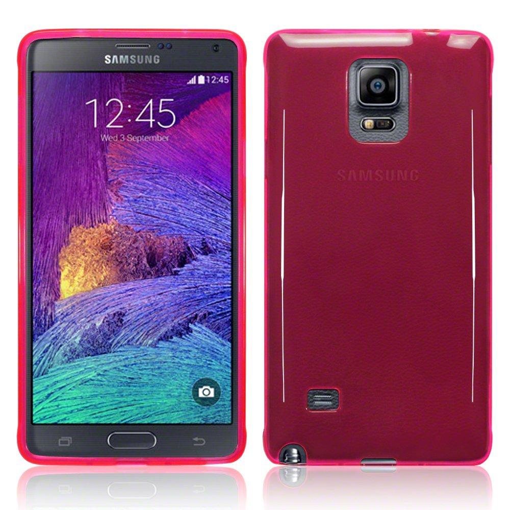 Ημιδιάφανη Θήκη Samsung Galaxy Note 4 by Terrapin (118-002-477) θήκες κινητών