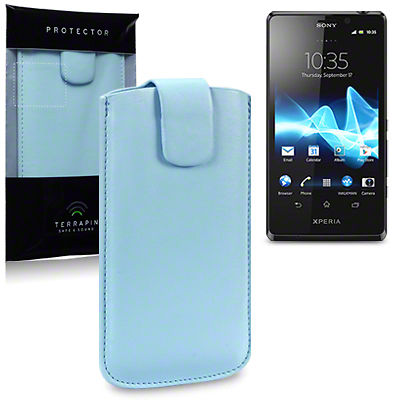 Δερμάτινη Θήκη Sony Xperia T by Shocksock (009-028-035-SXT)