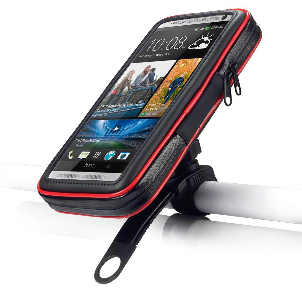 Αδιάβροχη Θήκη Ποδηλάτου HTC One Max by Shocksock θήκες κινητών
