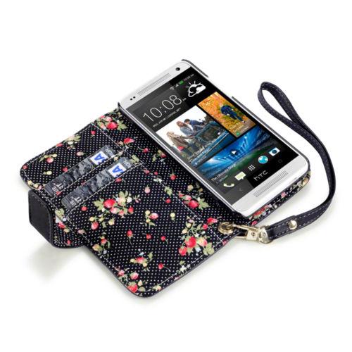 Θήκη HTC One Mini - Πορτοφόλι by Terrapin (117-028-198) θήκες κινητών