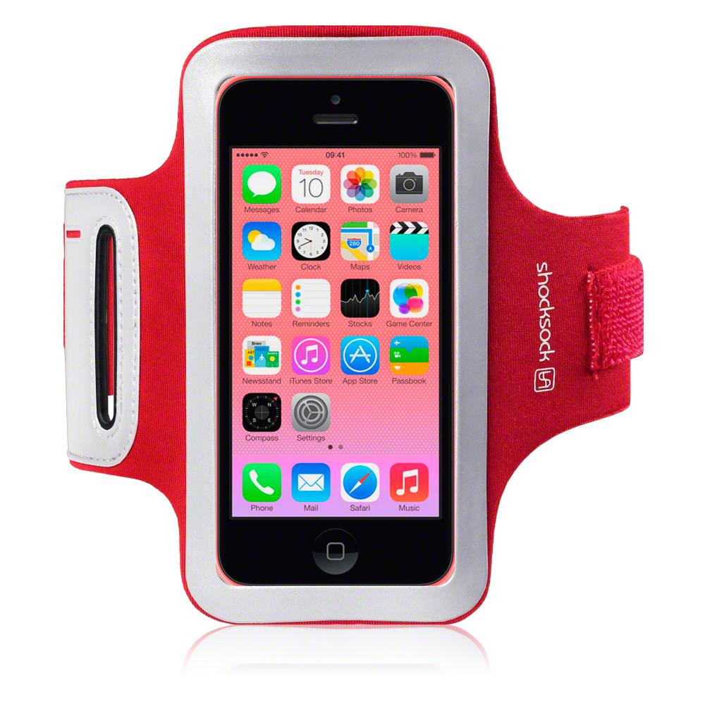 Θήκη Μπράτσου iPhone 5C by Shocksock (007-107-003)