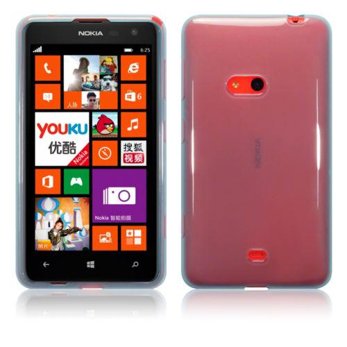 Ημιδιάφανη Θήκη Nokia Lumia 625 by Terrapin (118-001-198)