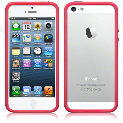 Θήκη Bumper iPhone 5/5S/SE by Terrapin (136-095-006)