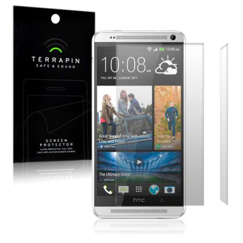 Μεμβράνη Προστασίας Οθόνης HTC One Max by Terrapin - 2 Τεμάχια (006-028-131)