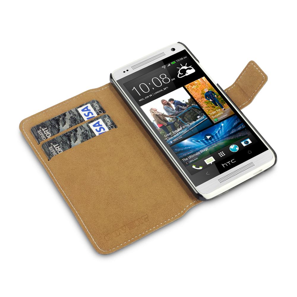 Θήκη HTC One Mini - Πορτοφόλι by Covert (117-028-201)