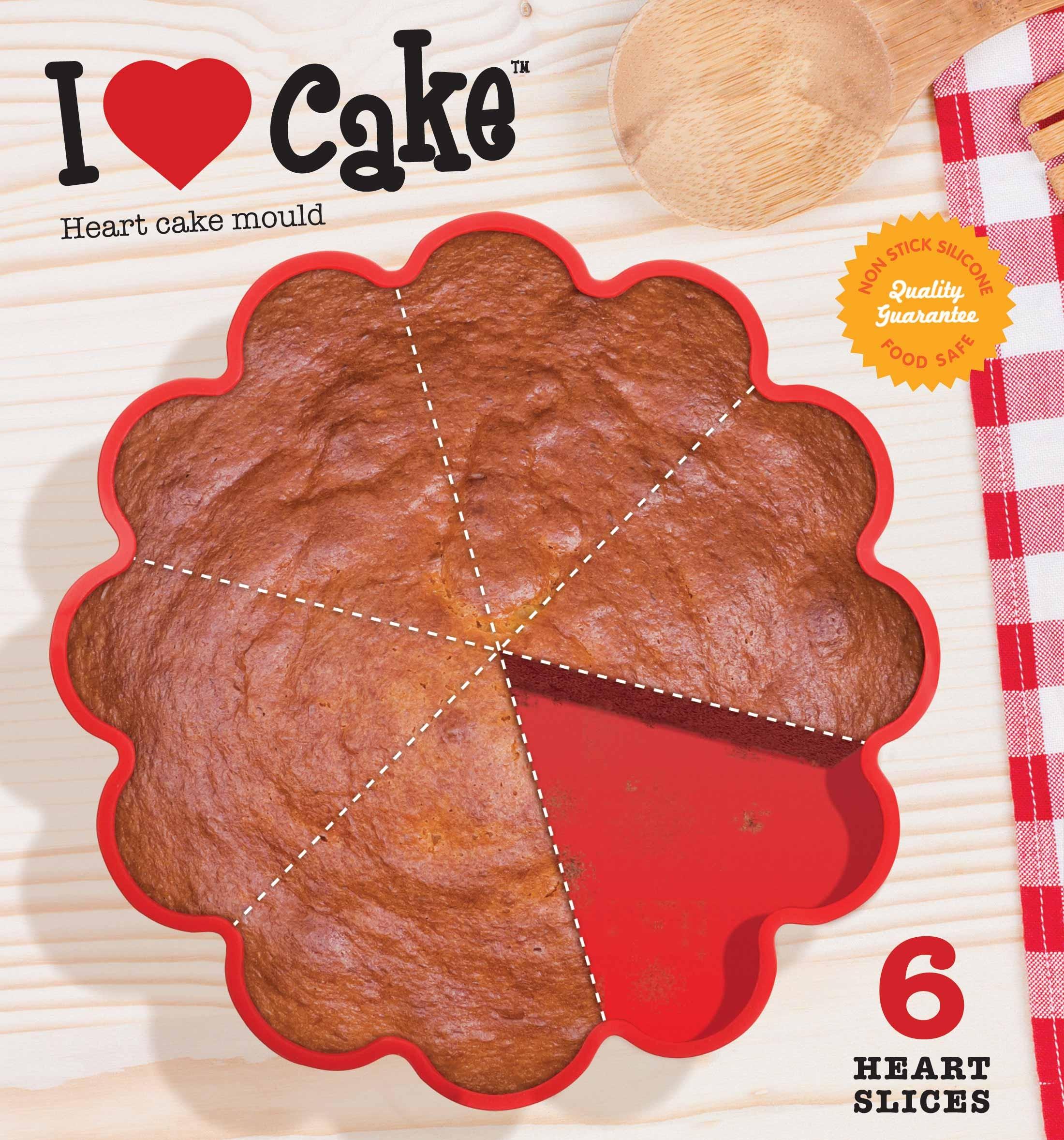 Φόρμα Κέικ - Καρδιά gadgets   δώρα