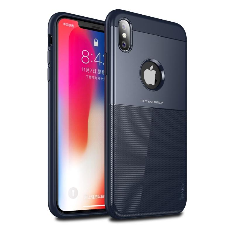 Ipaky Shield Θήκη iPhone XS Max - Blue (14991)