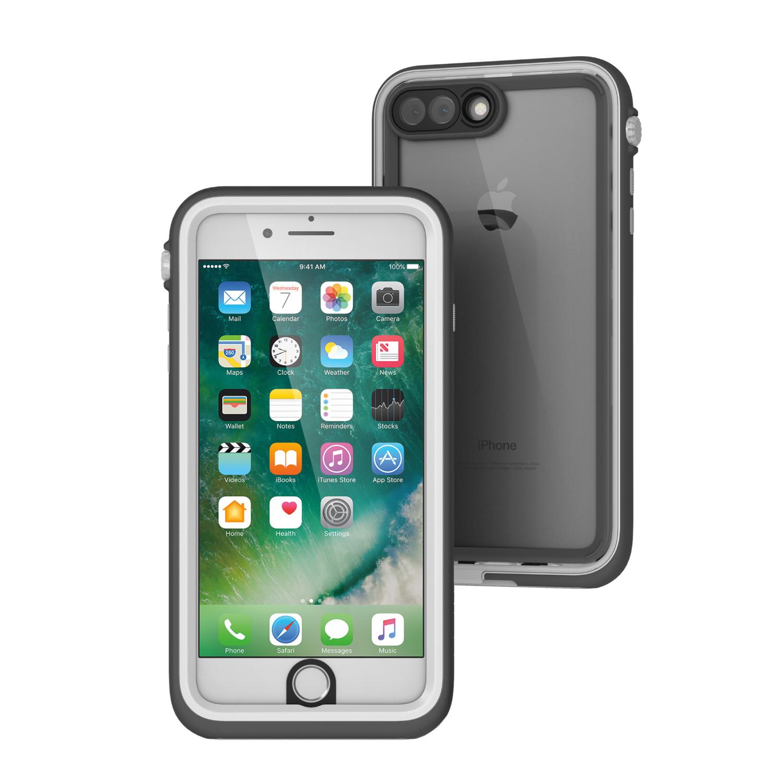 Catalyst Αδιάβροχη Θήκη iPhone iPhone 7 Plus με TouchID - Alpine White (CATIPHO7PWHT)