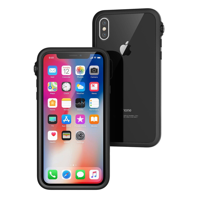 Catalyst Θήκη Impact Protection iPhone X / XS - Black (CATDRPHXBLK)