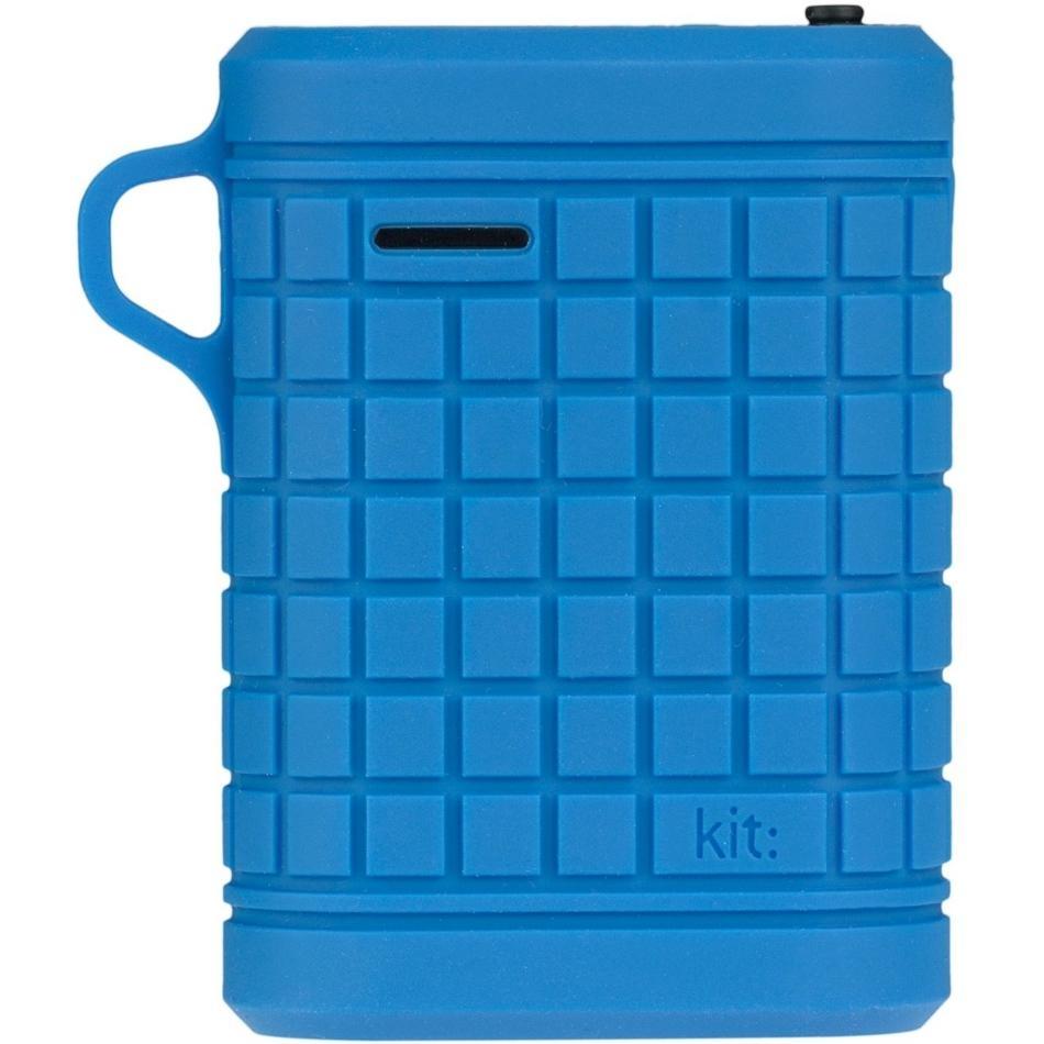 Kit Power Bank IPX66 Universal Waterproof - 9000mAh - Blue (PWRRUGBL)