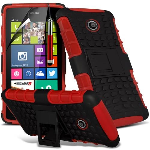Ανθεκτική Θήκη Nokia Lumia 630/635 (031-001-631) - OEM