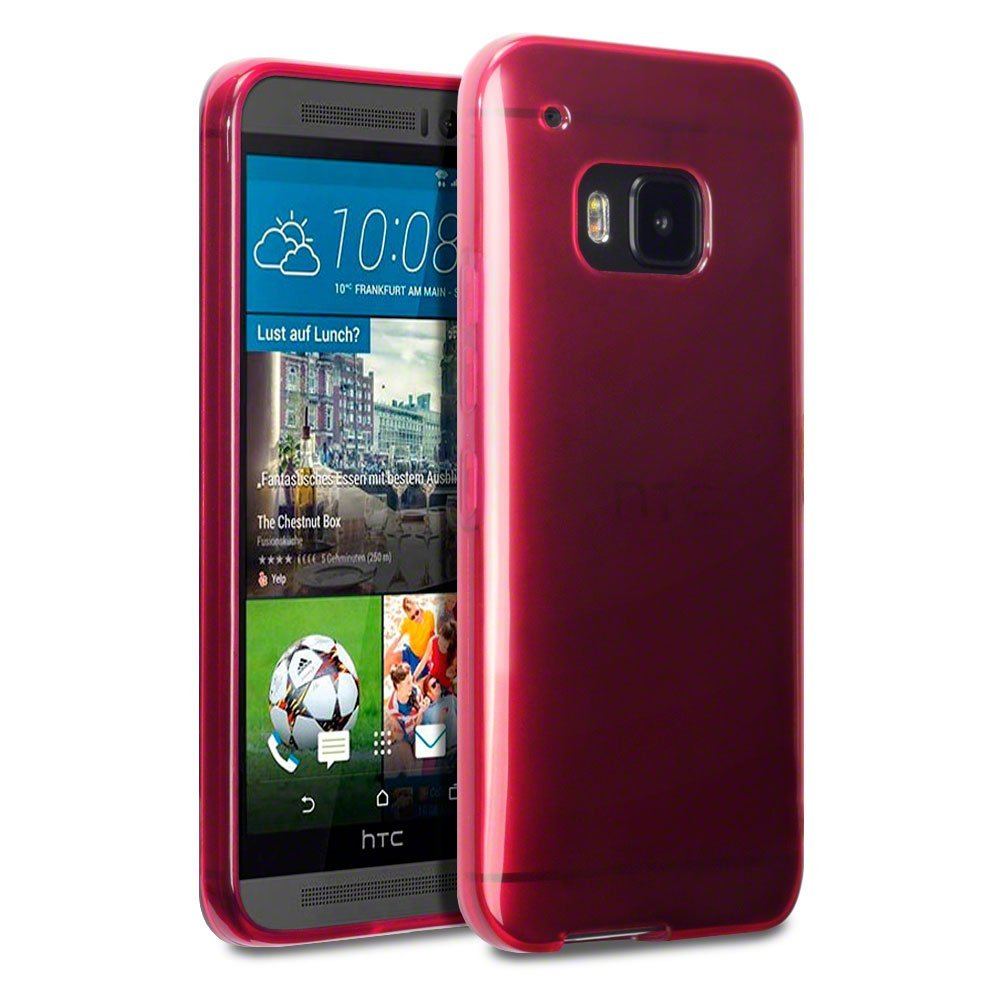 Ημιδιάφανη Θήκη HTC One M9 by Terrapin (118-028-233) θήκες κινητών