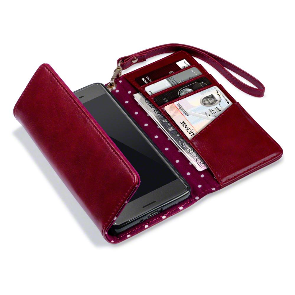 Terrapin Θήκη Sony Xperia X - Πορτοφόλι (117-005-447)