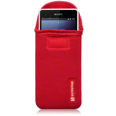 Θήκη - Πουγκί Sony Xperia Z1 Compact By Shocksock (121-028-020-Z1C)