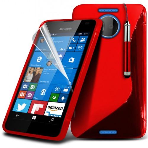 Θήκη Microsoft Lumia 550 (018-116-556) - OEM