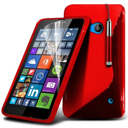 Θήκη Microsoft Lumia 640 (018-116-601) - OEM