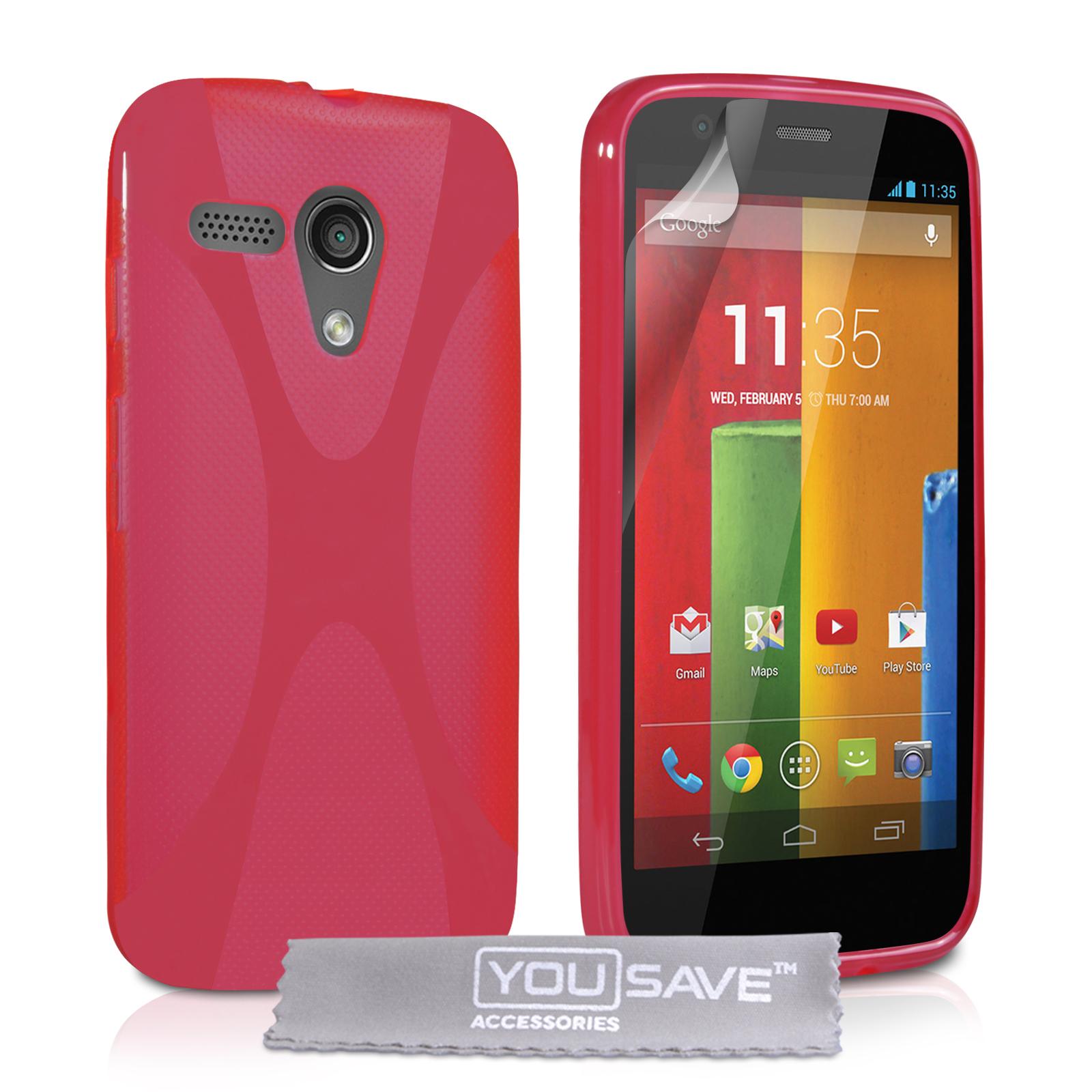 Θήκη Motorola Moto G by Yousave (Z200)