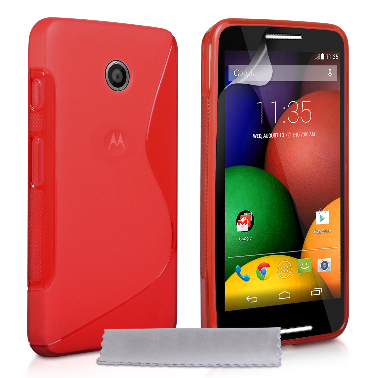 Θήκη Motorola Moto E by YouSave (Z303)