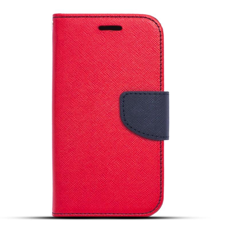 Θήκη LG K4 - Πορτοφόλι (001-014-111) Κόκκινο - OEM