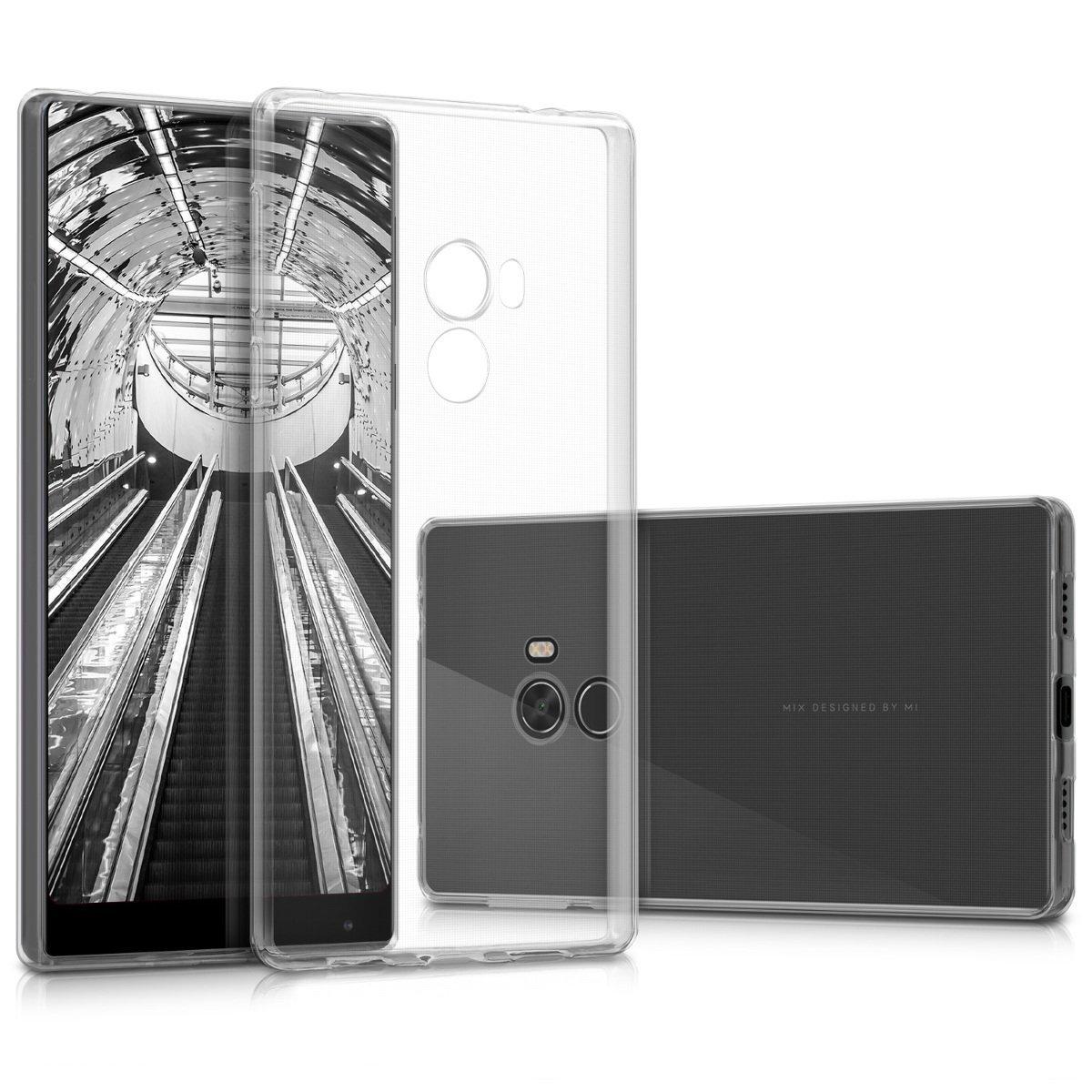 KW Διάφανη Θήκη Σιλικόνης Xiaomi Mi Mix (41520.03)