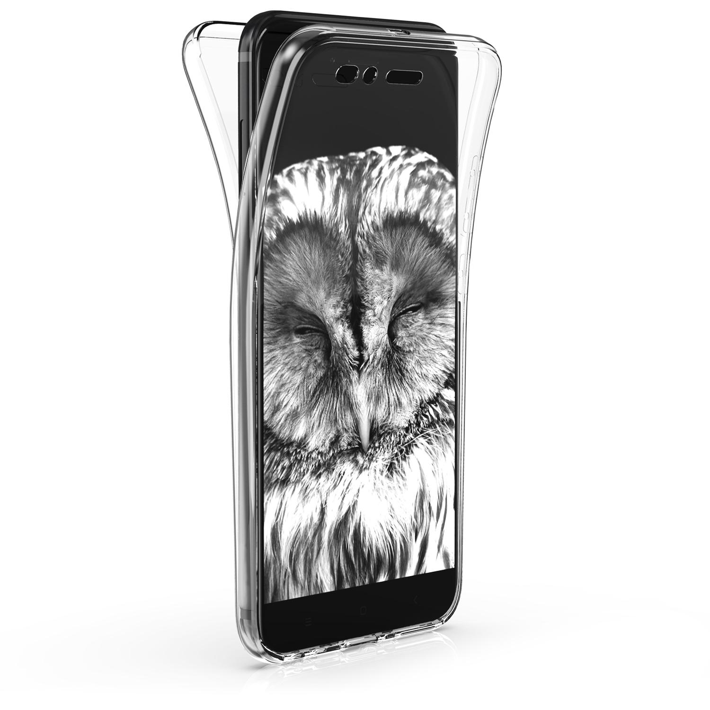 KW Διάφανη Θήκη Σιλικόνης Full Body Xiaomi Mi A1 / 5X - Transparent (46142.03)