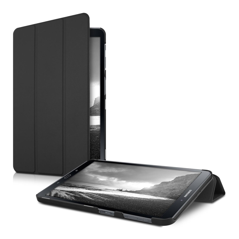 KW Θήκη Leather Samsung Galaxy Tab A 10.1 2016 - Black (38631.01)