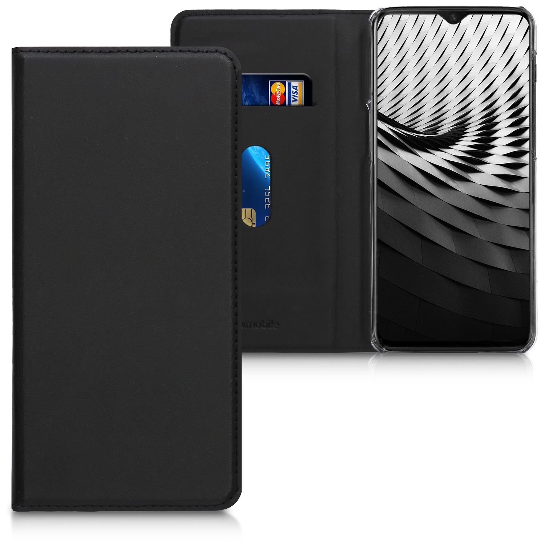 KW Θήκη-Flip OnePlus 6T - Black (46320.01)