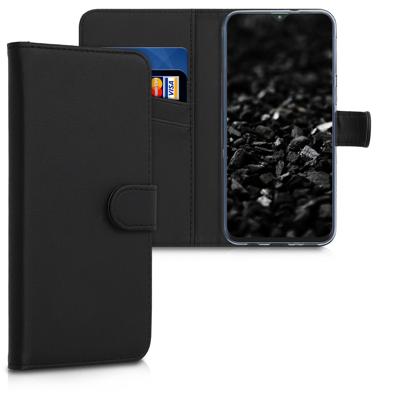 KW Θήκη Πορτοφόλι Samsung Galaxy M20 (2019) - Black (48311.01)