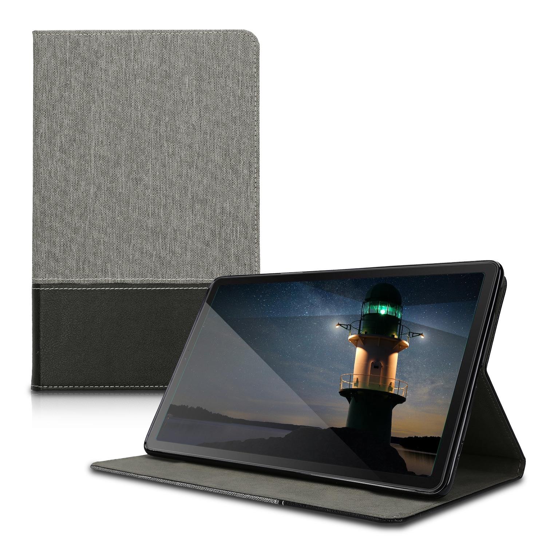 Θήκη Samsung Galaxy Tab A 10.1 2019 T510/T515 - Grey / Black (47846.01)