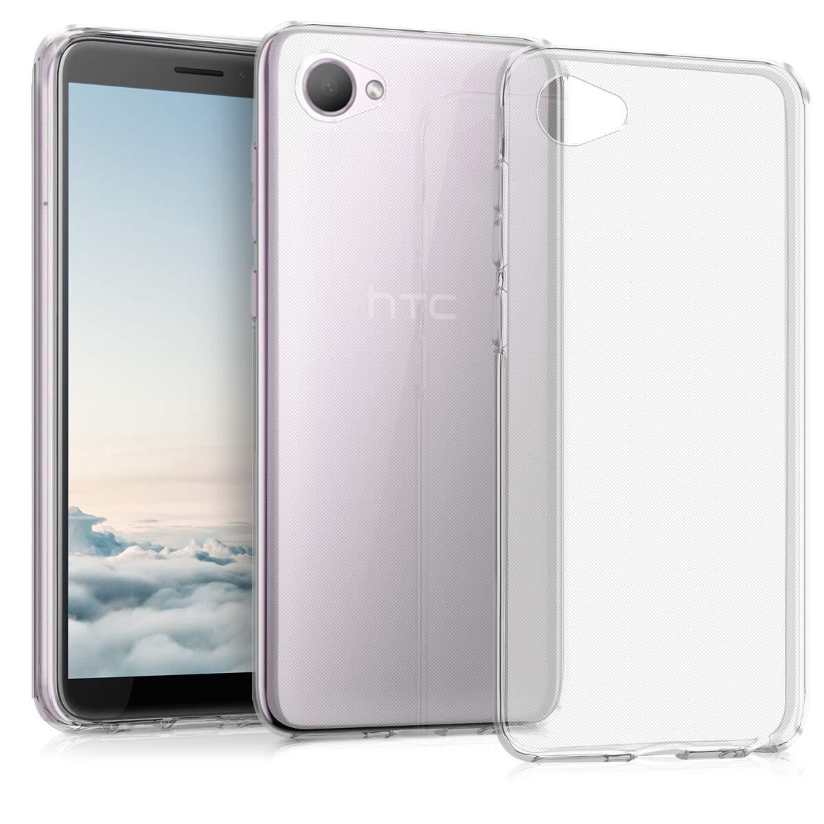KW Διάφανη Θήκη Σιλικόνης HTC Desire 12 - Transparent (44786.03)