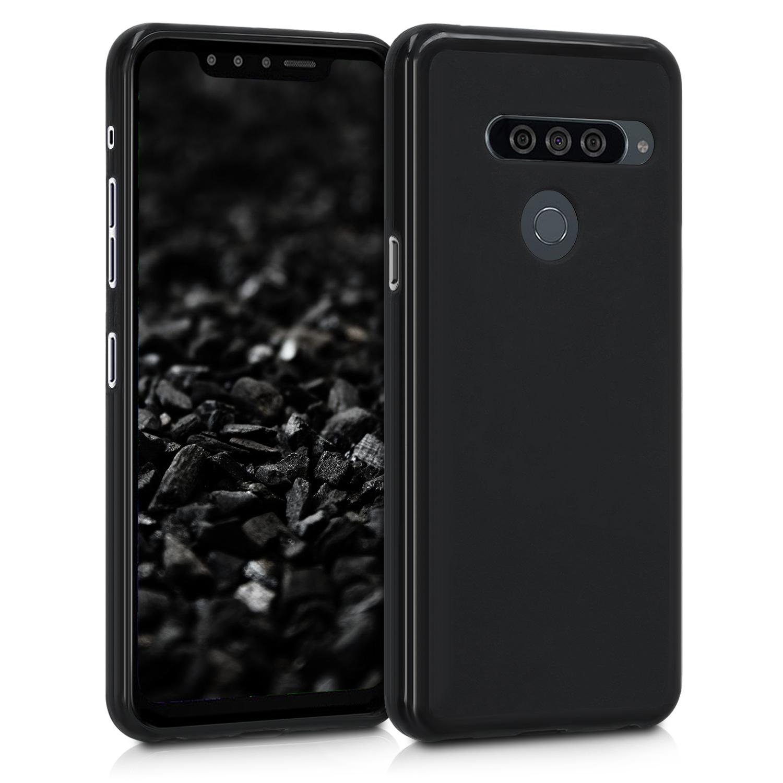 KW Θήκη Σιλικόνης LG G8s ThinQ - Black Matte (48068.47)