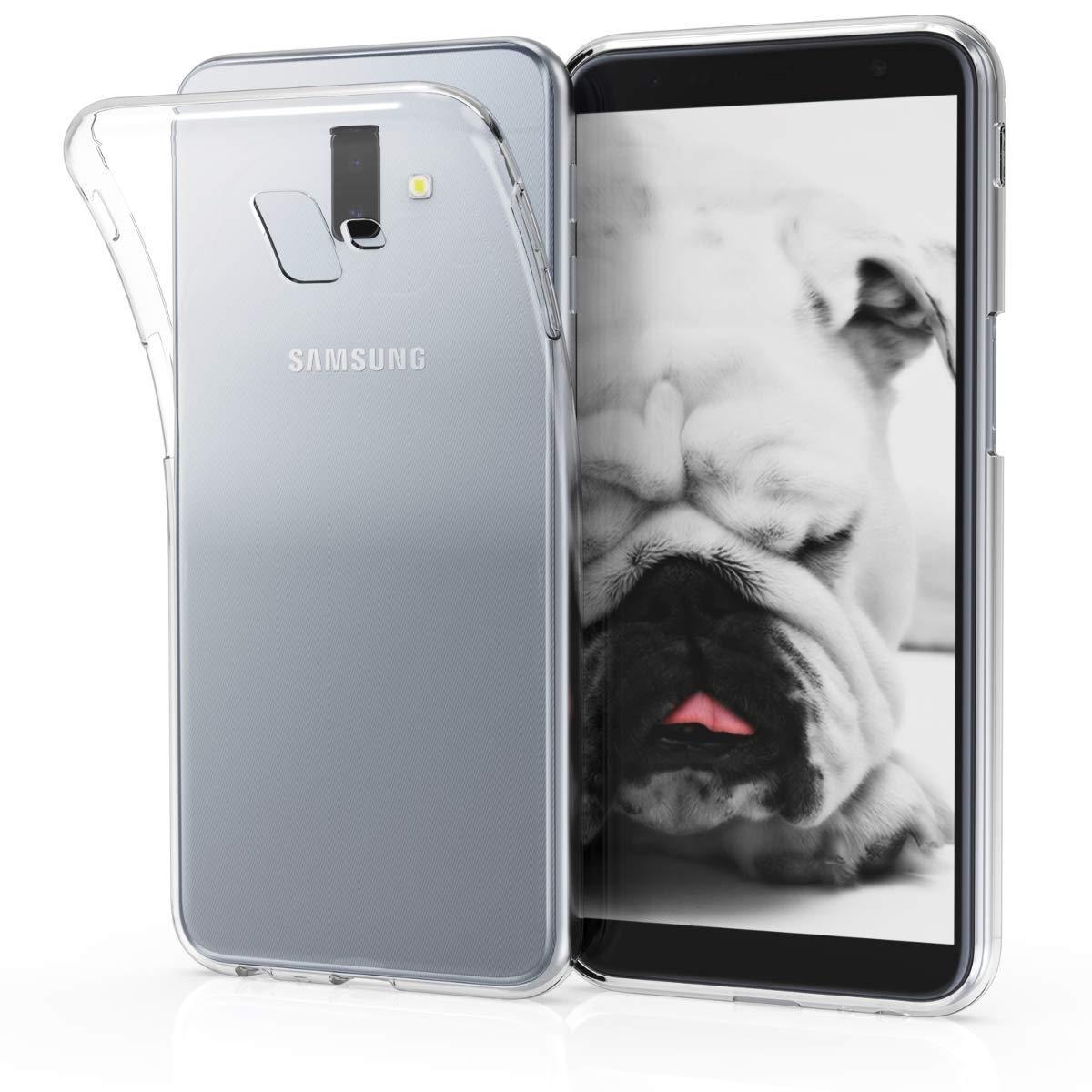 KW Θήκη Σιλικόνης Samsung Galaxy J6 Plus 2018 - Transparent (46440.03)