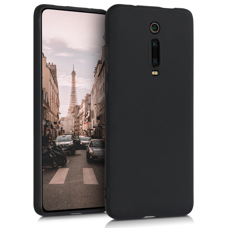 KW Θήκη Σιλικόνης Xiaomi Mi 9T / Redmi K20 Pro - Black Matte (49224.47)