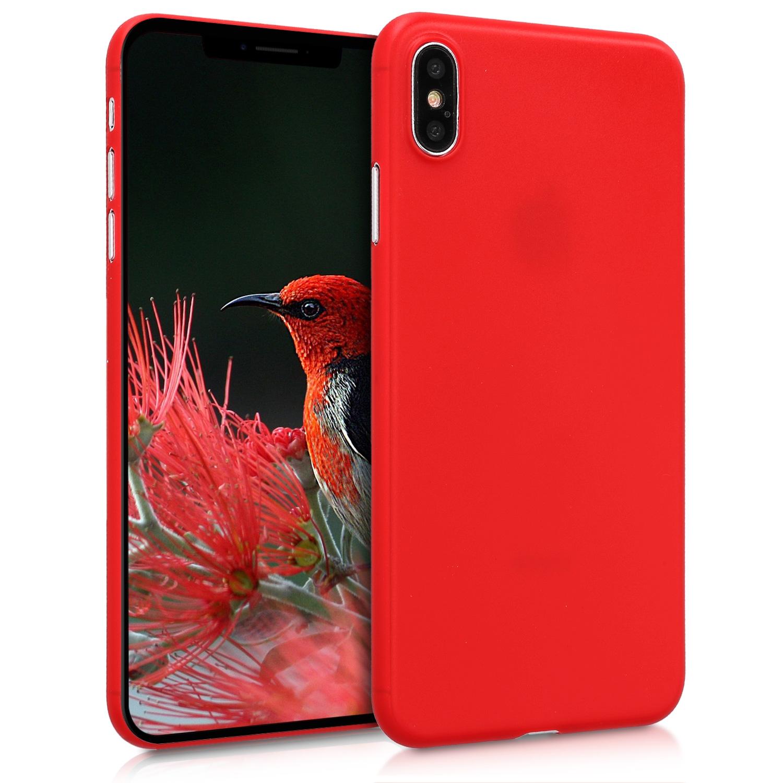 KW Ultra Slim Θήκη iPhone XS Max - Dark Red (45951.20)