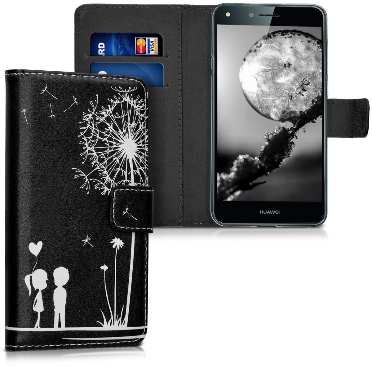 KW Θήκη Πορτοφόλι Huawei Y6 II Compact - Dandelion Love (39893.03)