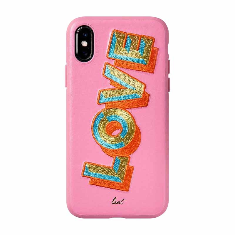 Laut Θήκη Hybrid iPhone XS - LOVE (48920)