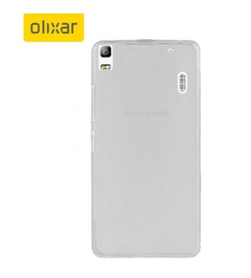 Olixar Ημιδιάφανη Θήκη Σιλικόνης Lenovo A7000 (52991)