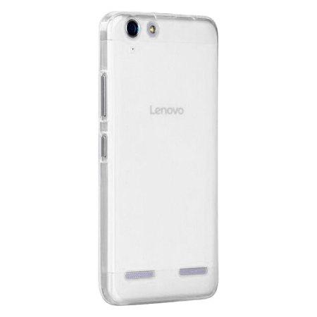 Olixar Ημιδιάφανη Θήκη Σιλικόνης Lenovo Vibe K5 (59912)