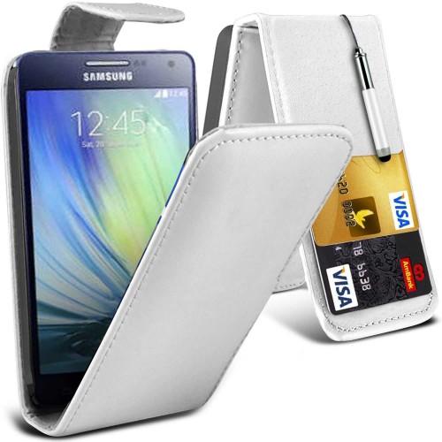Flip Θήκη Samsung Galaxy A3 (001-002-037) - OEM