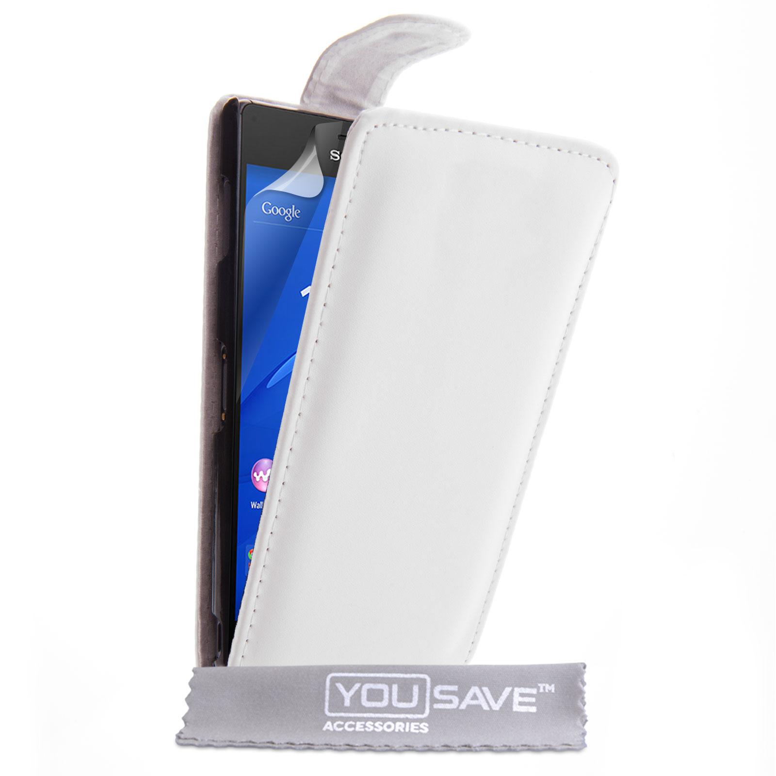 Flip Θήκη Sony Xperia Z3 by YouSave (Z783)