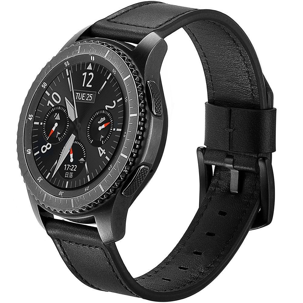 Ανταλλακτικό Λουράκι Herms Samsung Galaxy Watch 46mm - Black (14424) - OEM