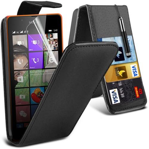 Flip Θήκη Microsoft Lumia 540 (001-001-542) - OEM