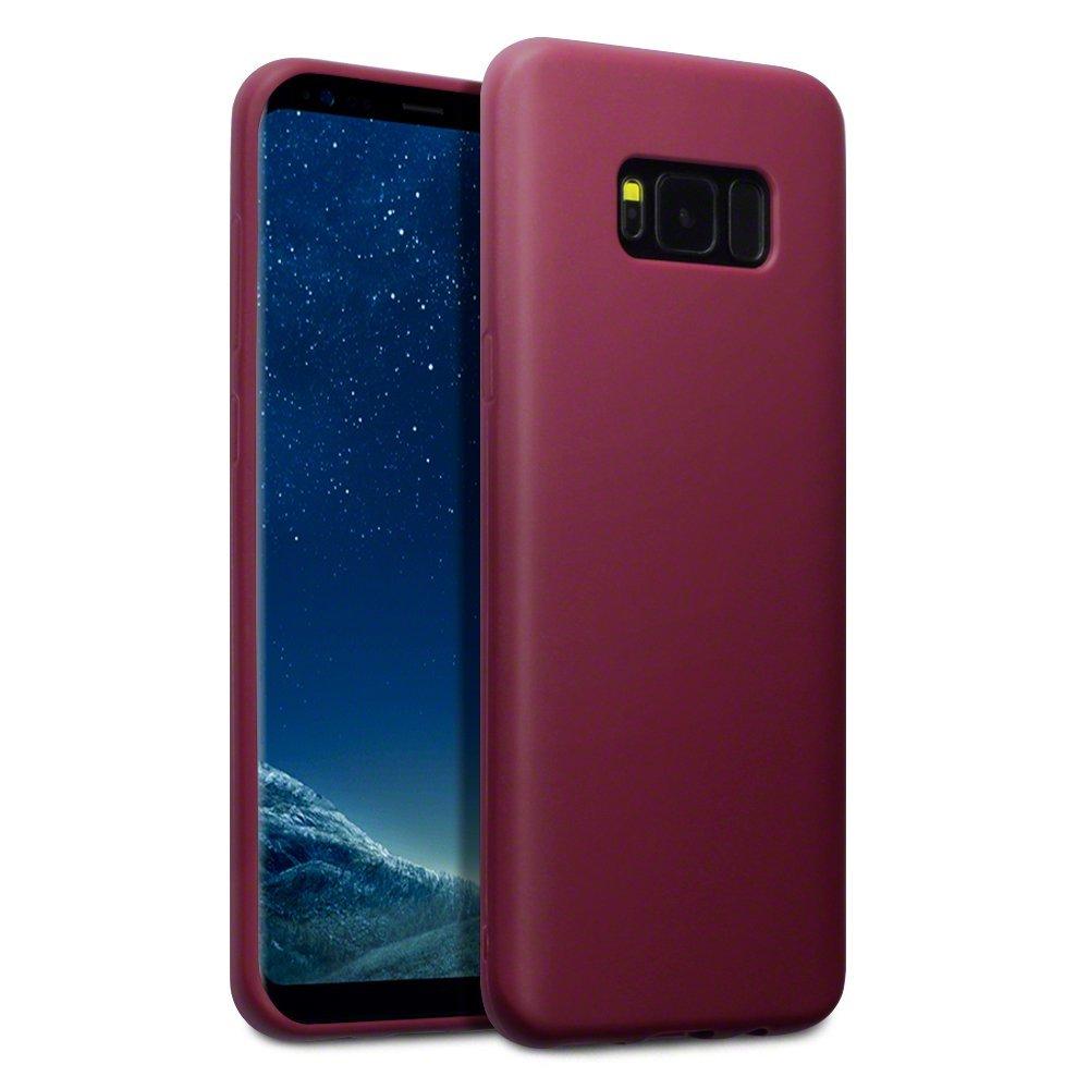 Terrapin Θήκη Σιλικόνης Samsung Galaxy S8 Plus - Red Matte (118-002-617)