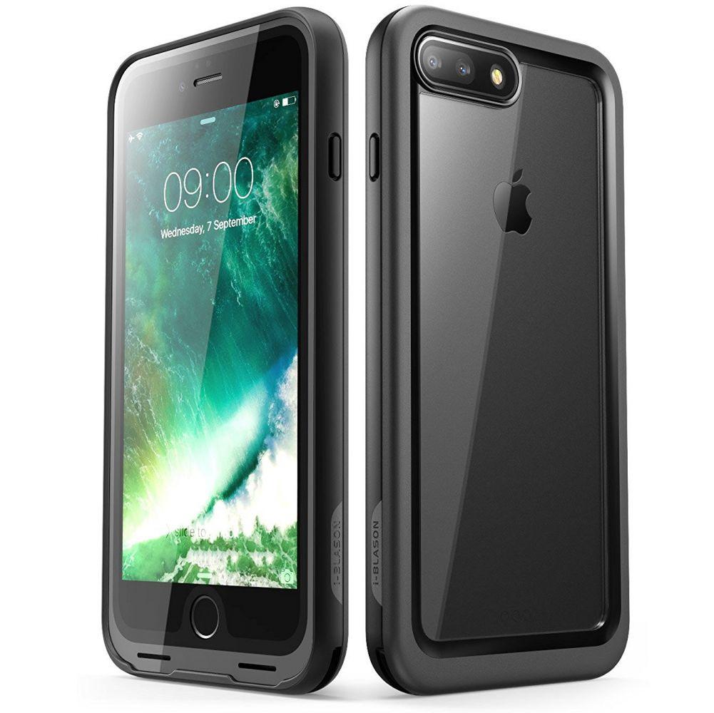 Supcase i-Blason Full-Body Rugged Θήκη iPhone 7 Plus / iPhone 8 Plus - Black (9836)