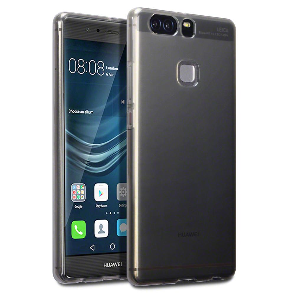 Terrapin Ημιδιάφανη Θήκη Σιλικόνης Huawei P9 Plus (118-083-047)