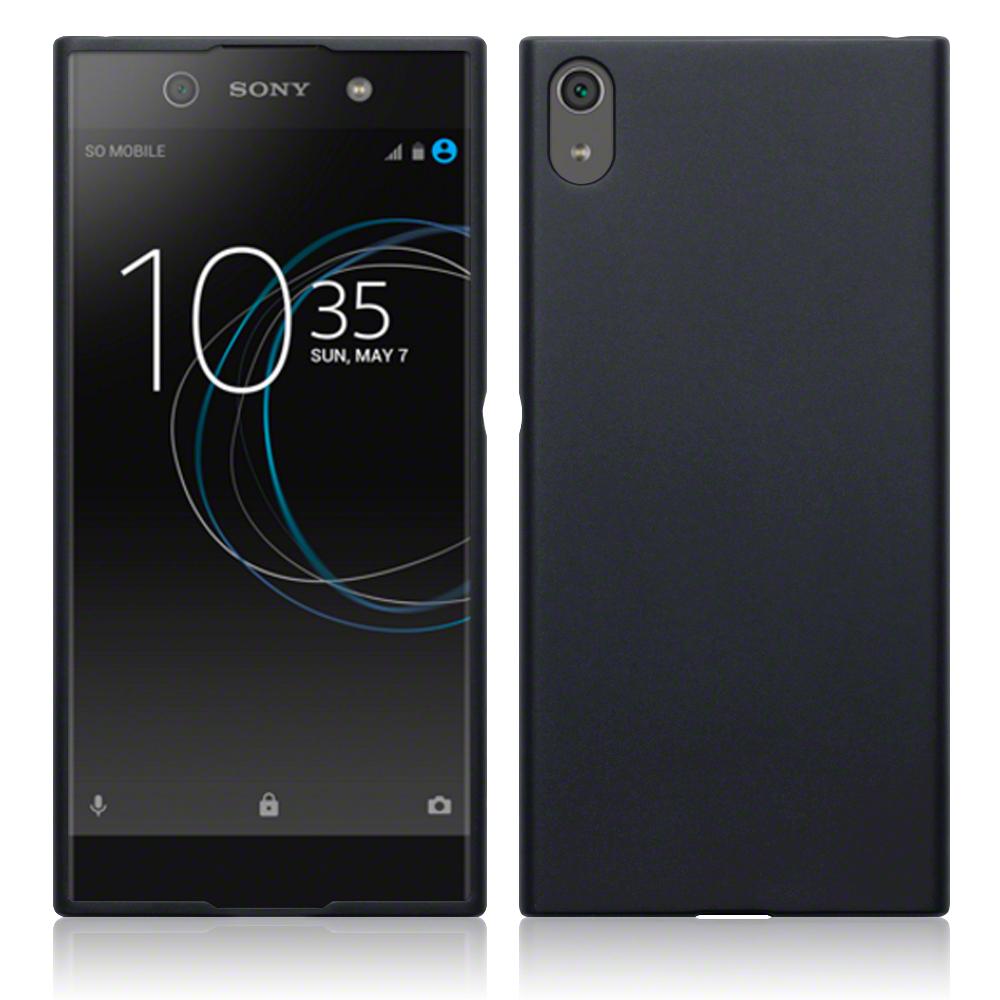 Terrapin Θήκη Σιλικόνης Sony Xperia XA1 Ultra - Black Matte (118-005-365)