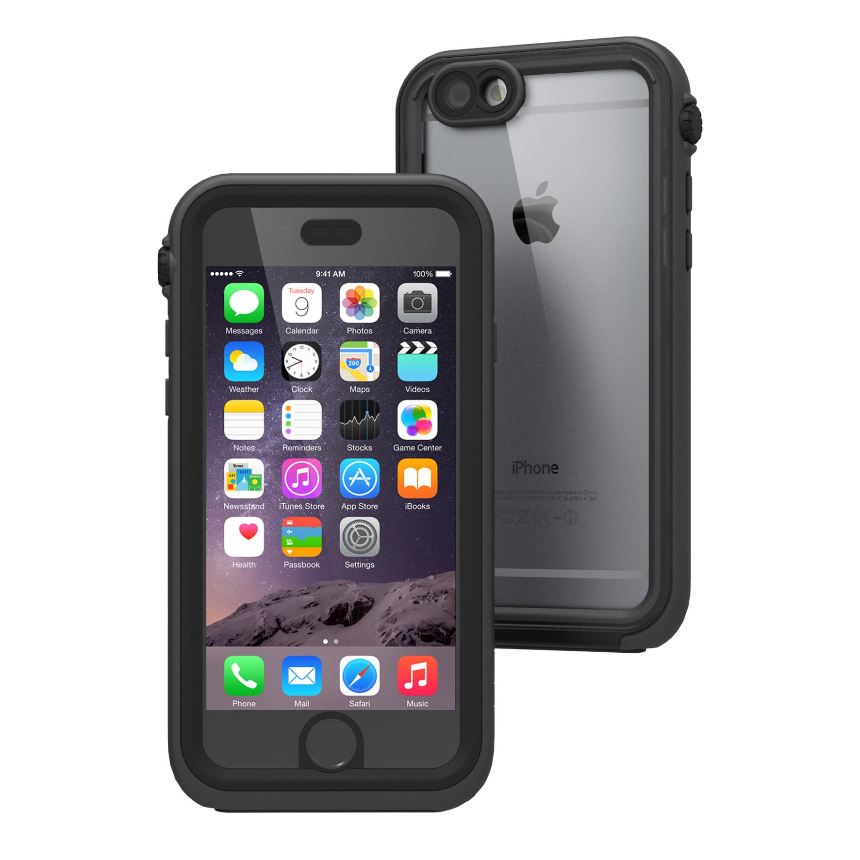 Αδιάβροχη Θήκη iPhone 6/6S με TouchID by Catalyst