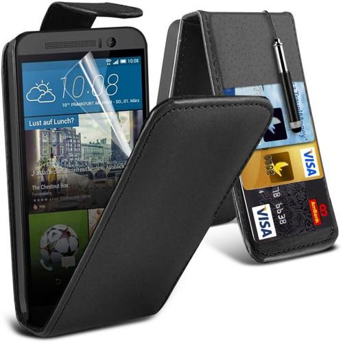 Flip Θήκη HTC One M9 Plus (001-028-006) - OEM