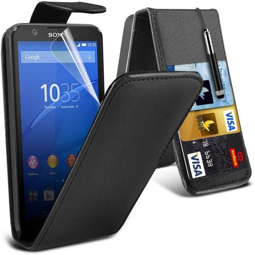 Flip Θήκη Sony Xperia E4g (001-005-453) - OEM