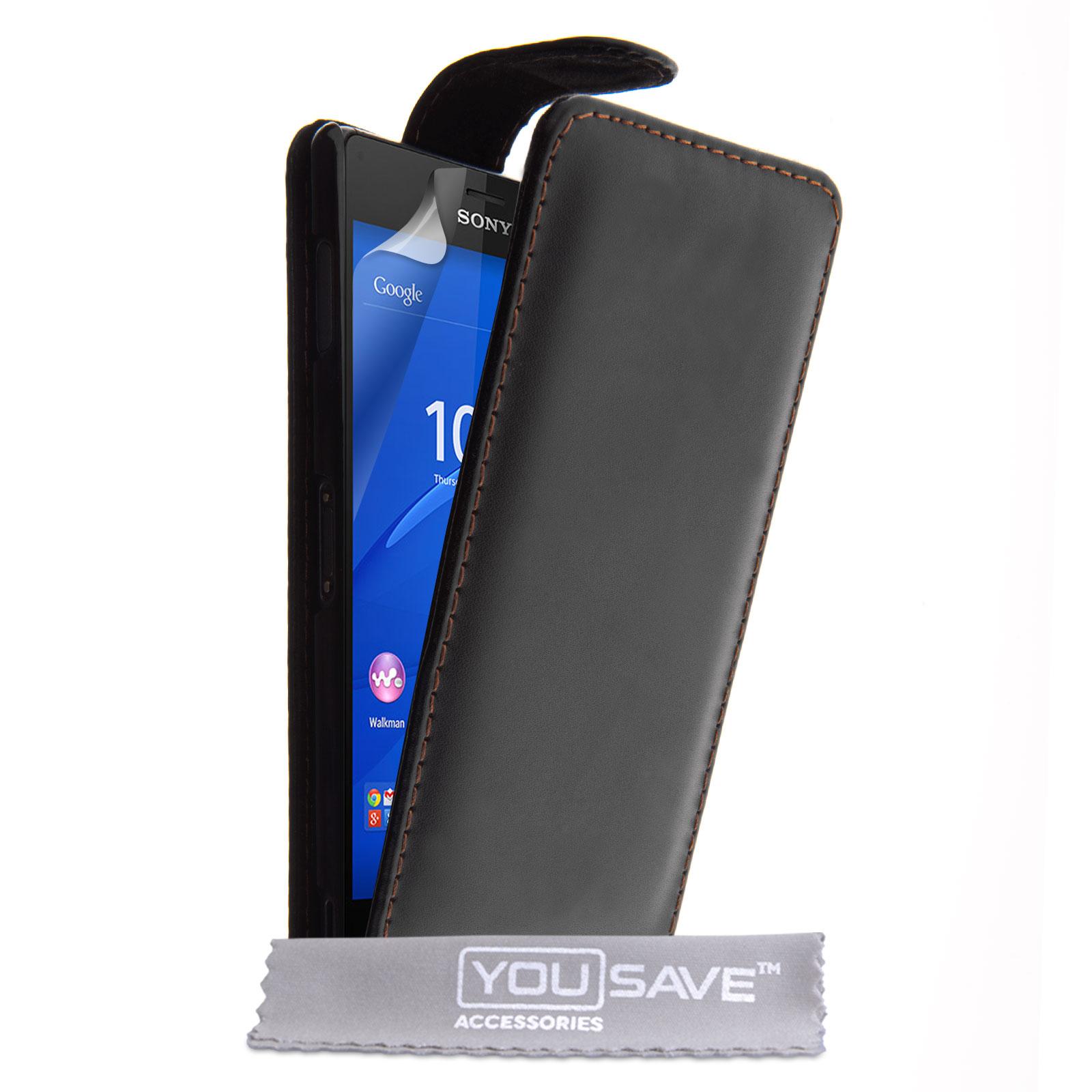 Flip Θήκη Sony Xperia Z3 by YouSave (Z782)